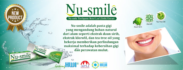 Nu-Smile Pasta Gigi HWI