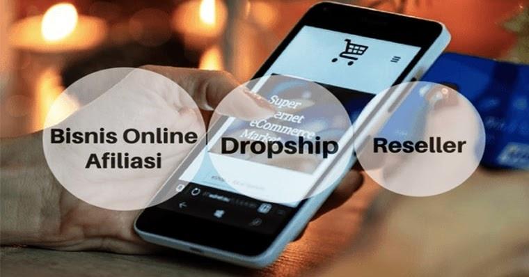 Bisnis Online Affiliasi - Apa itu Dropship dan Reseller ...