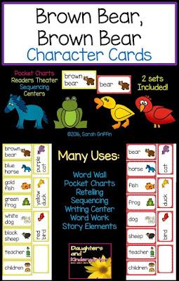 https://www.teacherspayteachers.com/Product/Brown-Bear-Brown-Bear-Character-Cards-2497200