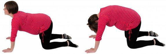 senaman pelvic rocking untuk mudah bersalin normal