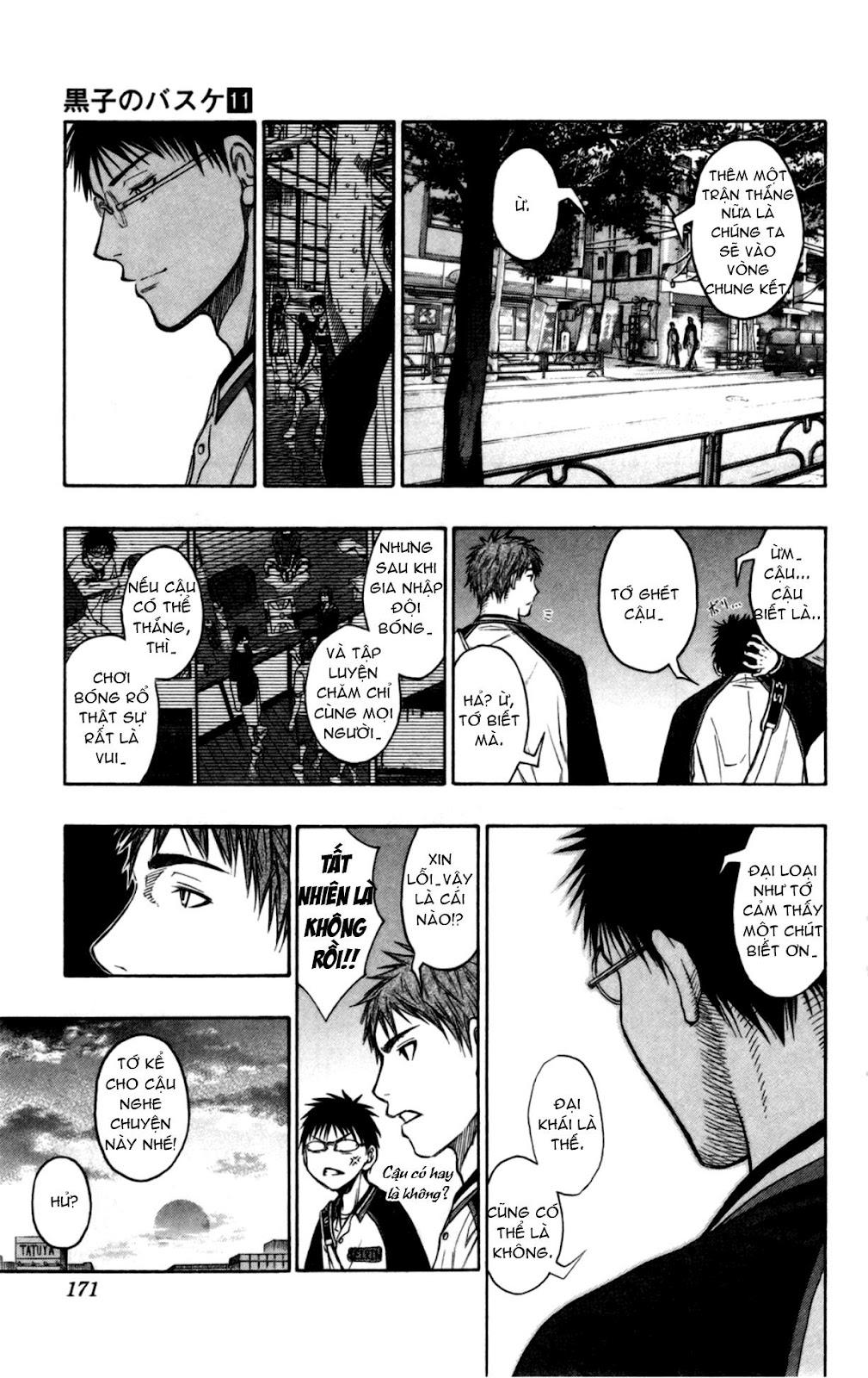 Kuroko No Basket chap 098 trang 6