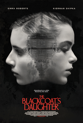 The Blackcoat's Daughter 2015 DVD R2 PAL Spanish