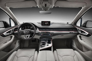 Audi Q7 Convenience: Cruise control, power steering