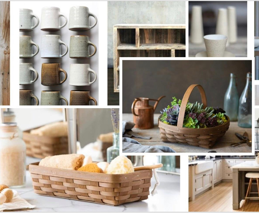 Shop Longaberger Home Decor