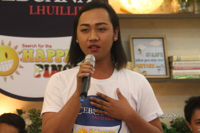 Leovy John Terrado - LGBTQ  (Lesbian, Gay, Bisexual, Transgender,, and Queer Community)
