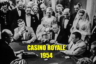 Casino Royale 1954 television tv adaptation