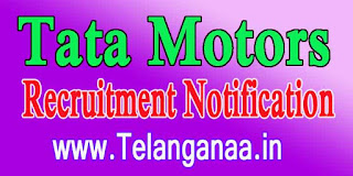 Tata Motors Recruitment Notification 2016 maharojgar.gov.in