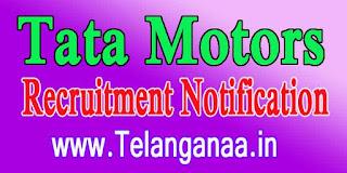 Tata Motors Recruitment Notification 2016 maharojgar.gov.in