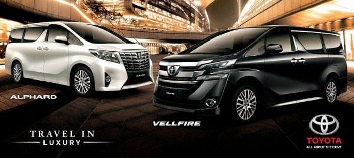 Perbedaan All New Alphard Dan Vellfire Grand Avanza E Mt Ini Dia Bedanya Toyota