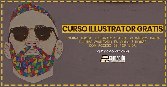 Curso de adobe illustrador online gratis (Con certificado)