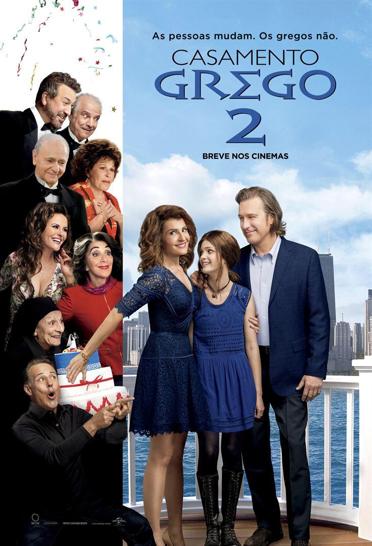 Casamento Grego 2 Legendado