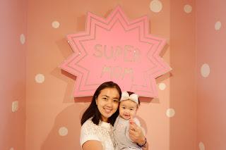 I'm Super Mom at Buba and Bump