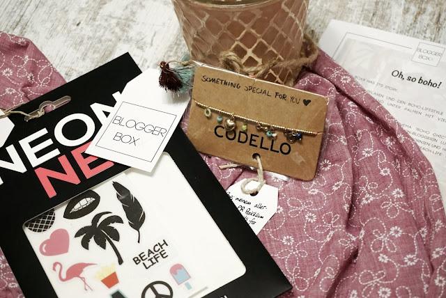 Bloggerboxx Beautybox Edition Boho Codello Boho Armband