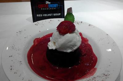 Red Velvet Soup