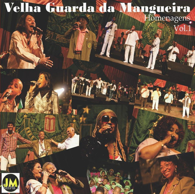 ec4f9c3cd 1 - o quinto título da discografia da Velha Guarda da Mangueira - reúne 10  números do show gravado ao vivo no Teatro Carlos ...