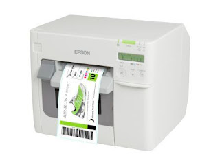 C3500 Color Label Printer