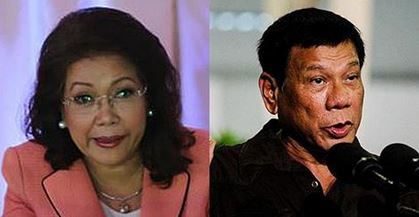 "Duterte Threatens Chief Justice Sereno: ""Would you rather I declare martial law?"""