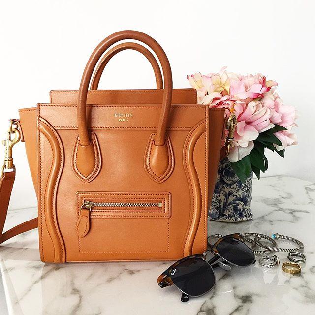 Celine Nano Bag, Designer Bags