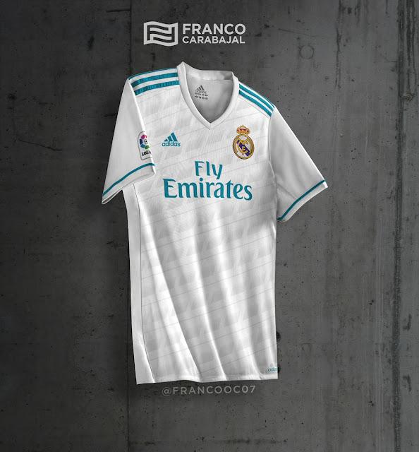 b33f48358d313 Así vestirá al Madrid la temporada que viene
