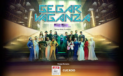 Live Streaming Final Gegar Vaganza 2018 Online