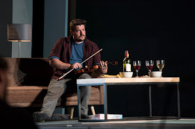 Donnacha Dennehy: The Second Violinist - Benedict Nelson - Landmark Productions and Wide Open Opera - (Photo Patrick Redmond)