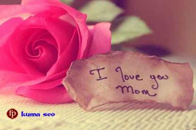 Cinta Kepada Ibu, Cinta Ini Milikmu Mama