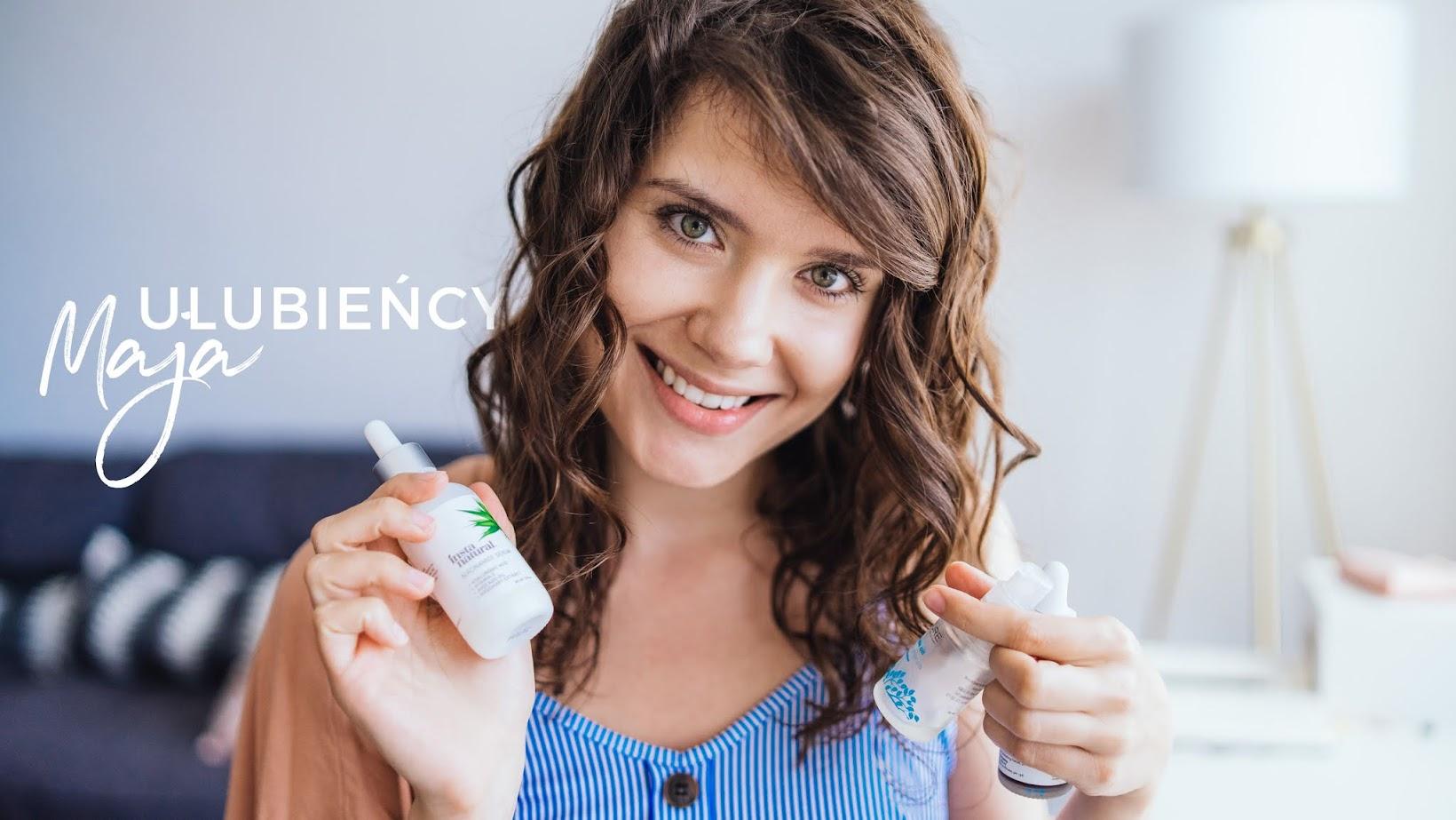 Najlepsze kosmetyki dla TŁUSTEJ CERY i TRĄDZIKU | Ulubieńcy Maja 2018