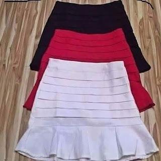 micro/mini saia com elastico - fotos e looks