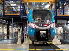 Les premiers Regio 2N 200km/h sont arrivés à Nantes 20180323_160541