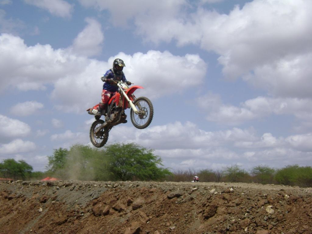 motocross e um esporte caro
