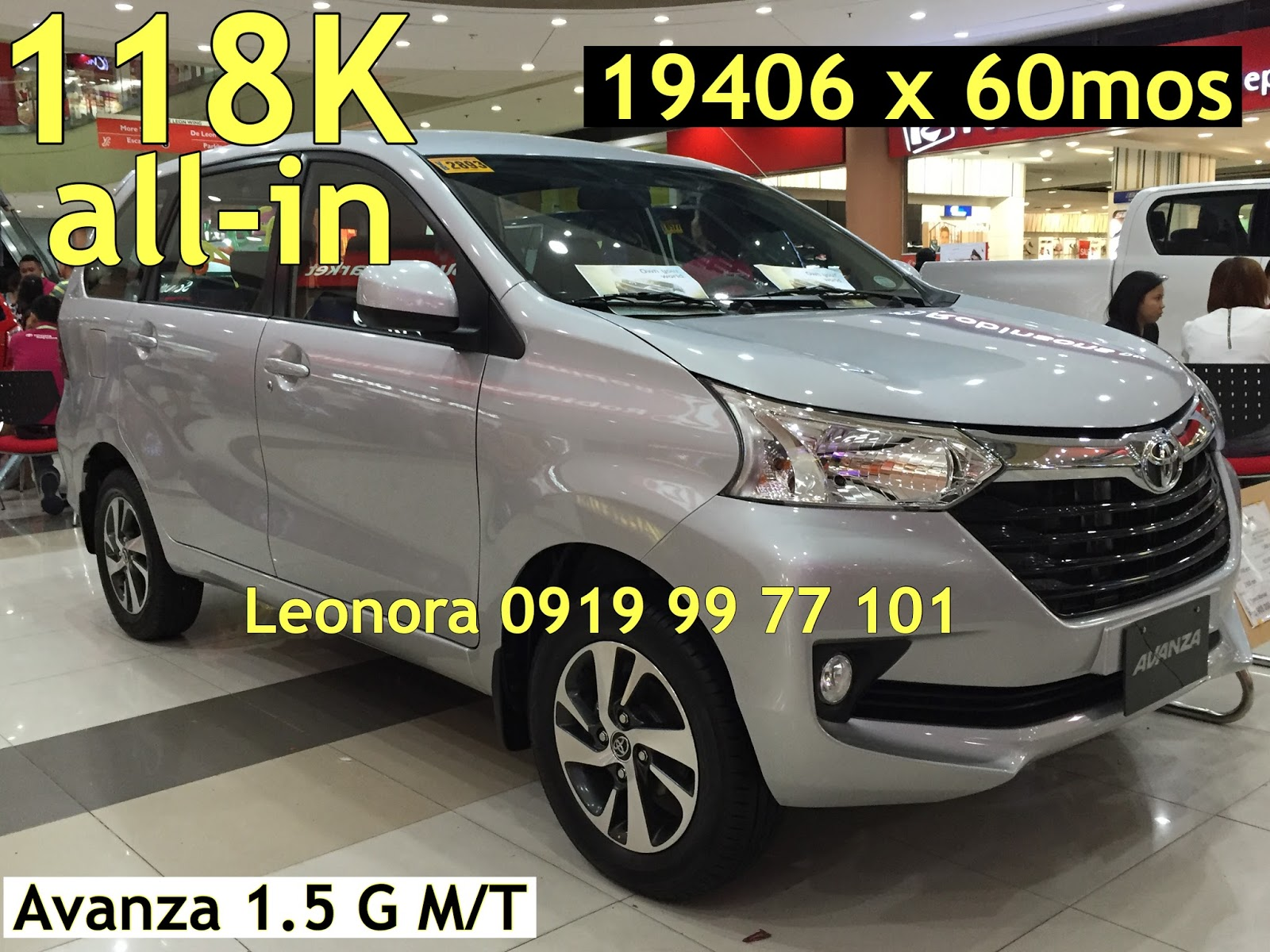 toyota grand new veloz price all kijang innova ets2 avanza 1 5g manual transmission promo iloilo online by mr change your view with the equipped dual vvt i engine