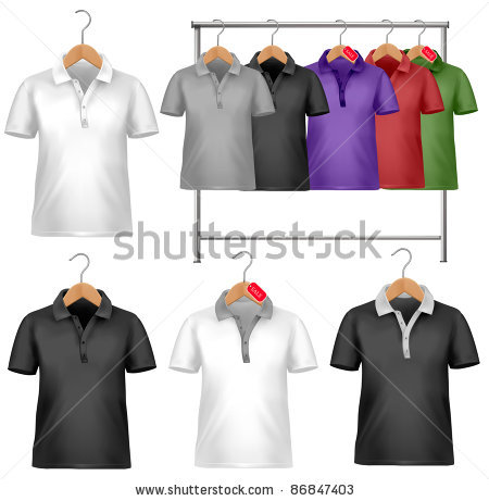 Download Template kaos hanger