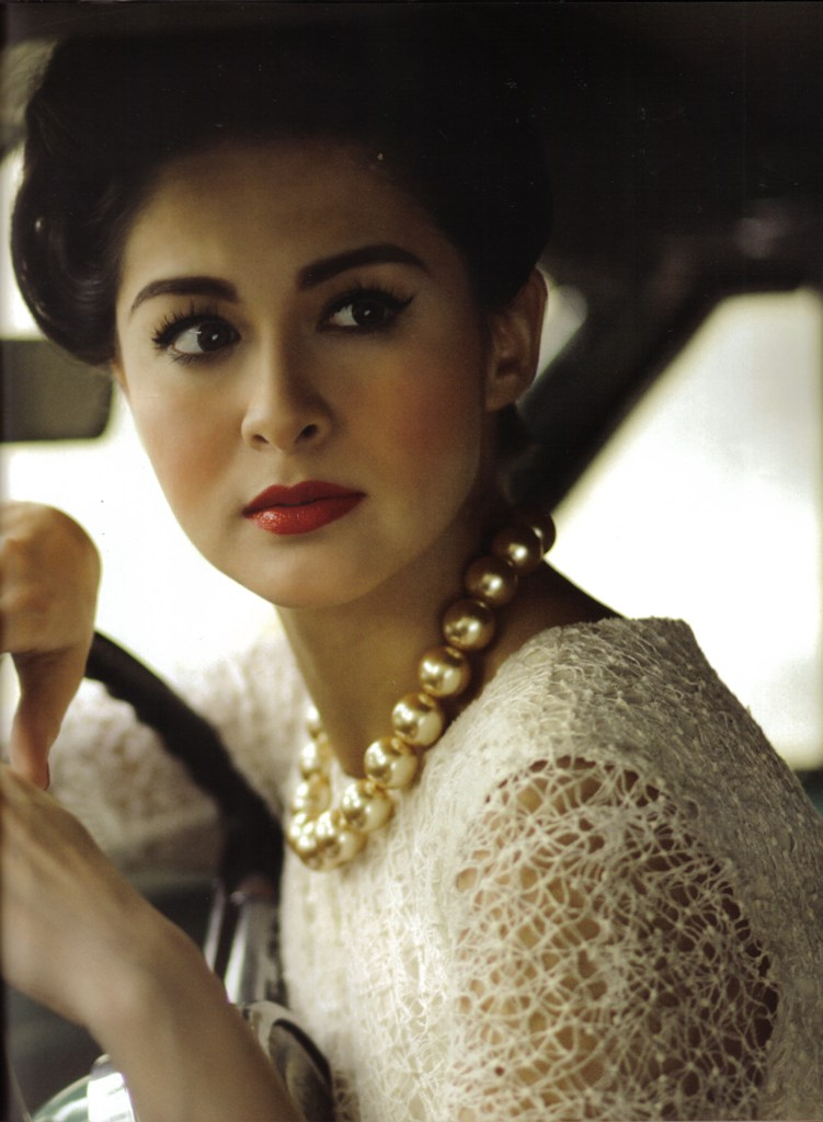 Marian Rivera's Hair Asia Magazine Cover For March 2011 ...