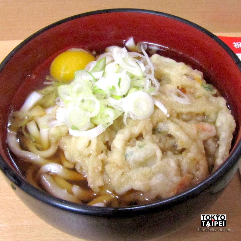 【Buna之森】大雪紛飛的新幹線車站 吃碗暖呼呼的銅板價烏龍麵
