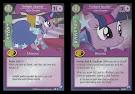 My Little Pony Twilight Sparkle, Gala Greeter Canterlot Nights CCG Card