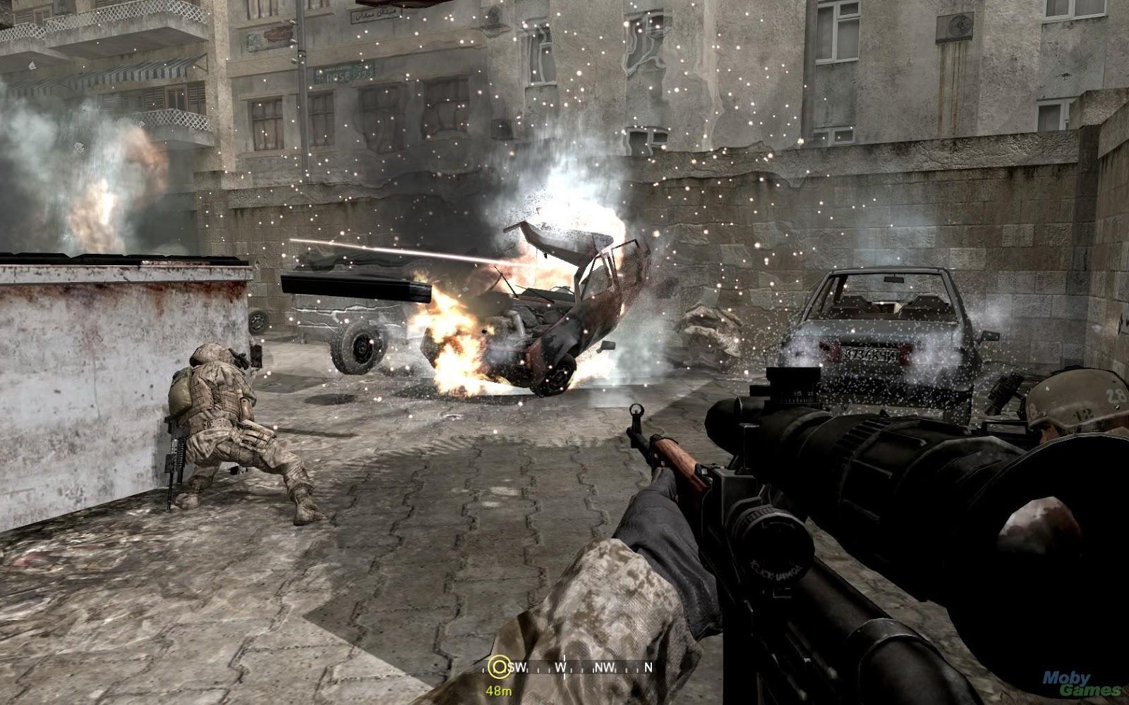 modern combat 4 تحميل مجاني