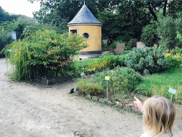 le jardin de l'imaginaire