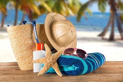 Ten Things You Have to Take With You On A Beach Holiday