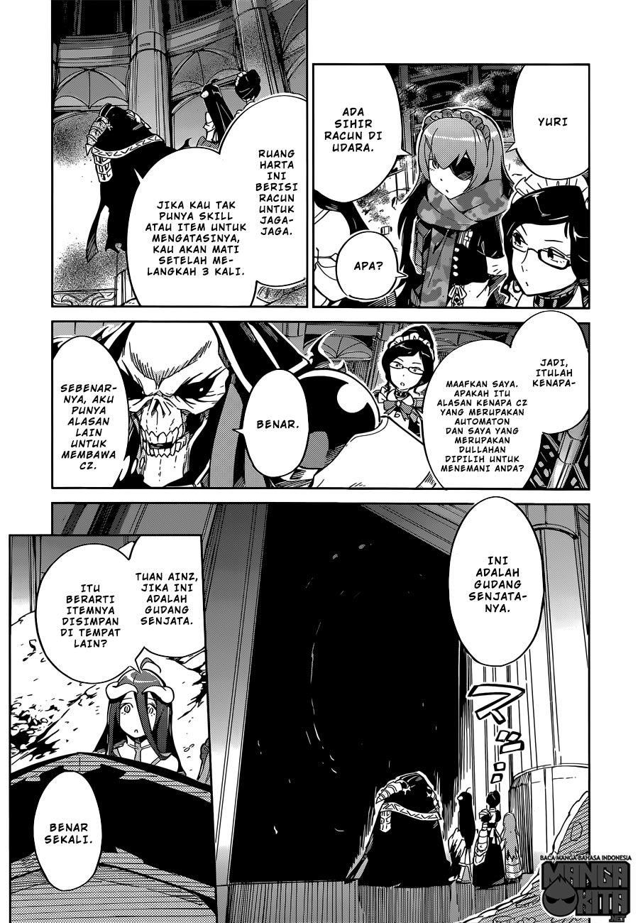 Overlord chapter 12 Bahasa Indonesia
