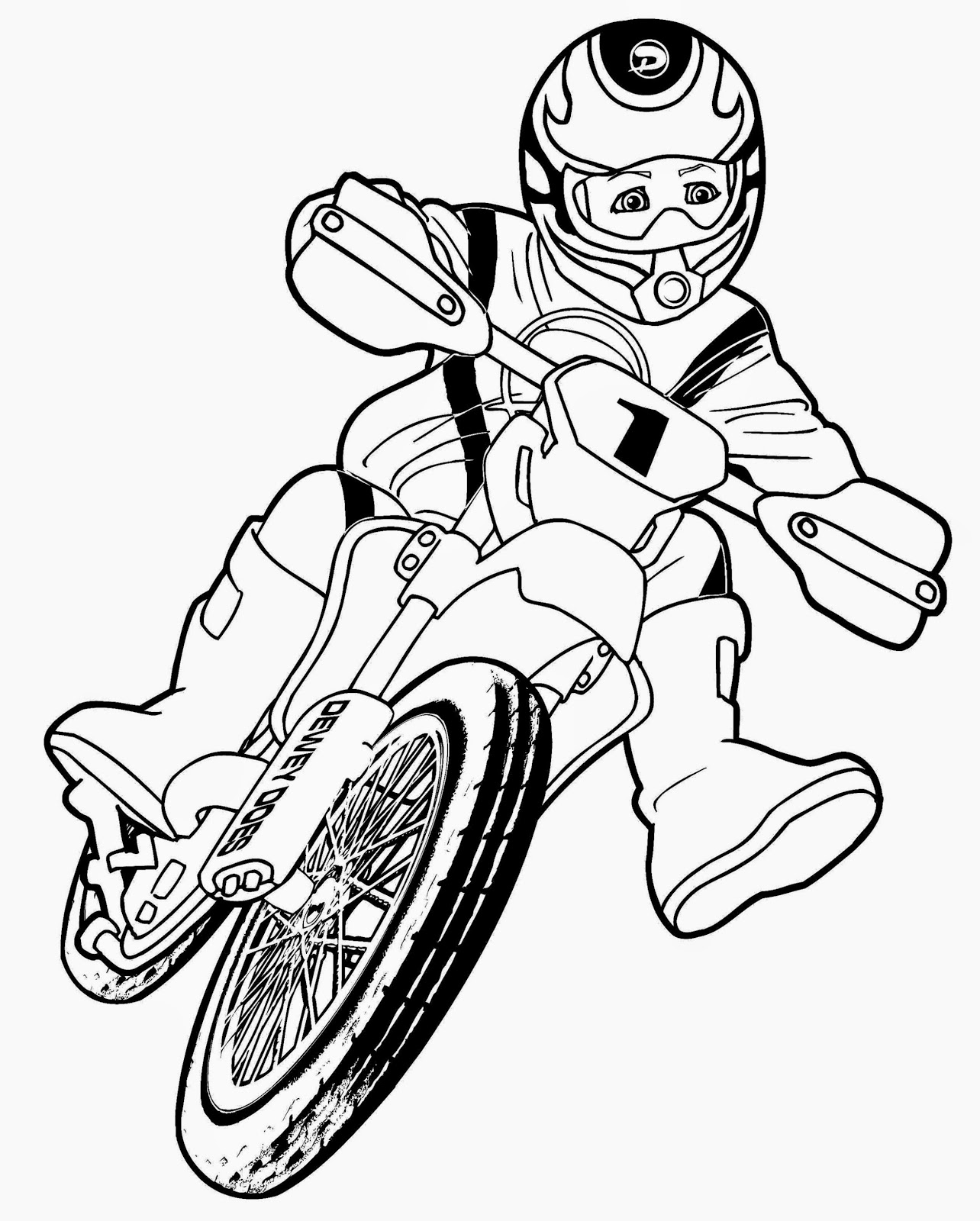 Toddler Coloring Pages Online Free  Coloring Pages