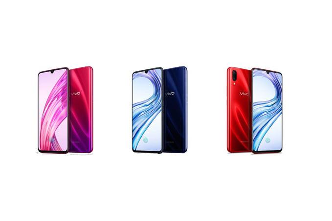 Vivo-launch-vivo-x23-with-fingerprint-under-screen