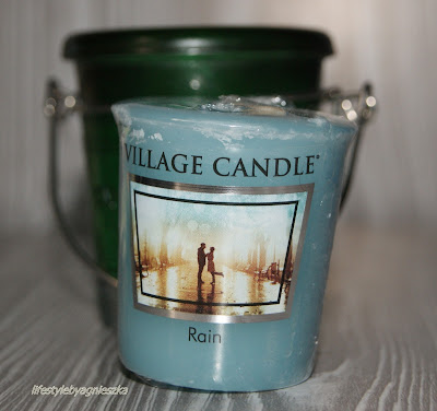 Village Candle - Rain