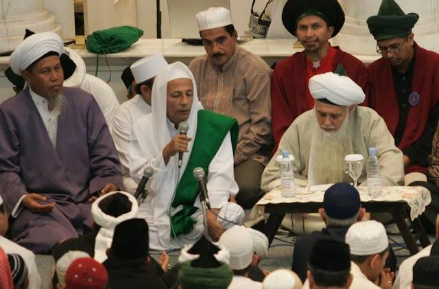 Kharisma Habib Luthfi bin Yahya Memukau Ulama Seluruh Dunia