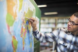Pengertian Objek Studi Ruang Lingkup Konsep dan Pendekatan Geografi