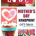Mother's Day Handprint Gift Ideas