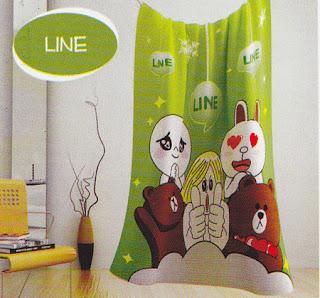 Selimut Kintakun Line