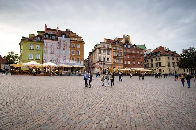 Plac Zamcowy-Varsavia