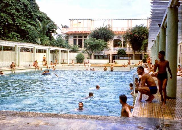Le Cercle Sportif au début des années soixante