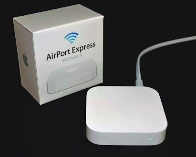 Router Apple forma parte de los gadgets disponibles en cualquier plaza de la tecnologia