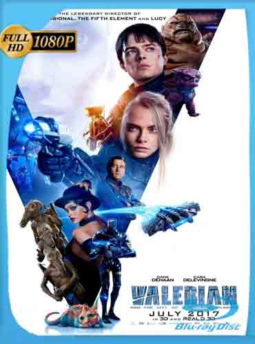 Valerian and the City of a Thousand Planets​ 20017 HD [1080p] Latino [GDrive]